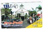 ST MAARTEN (ST. MARTIN)   -  TELEM (REMOTE) - THE COURT HOUSE       - USATA° (USED)   -  RIF. 947 - Antilles (Netherlands)