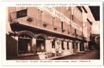 VALS-LES-BAINS GRAND HOTEL DE L'EUROPE E. ROUSSY PROPRIETAIRE CUISINIER DEVANTURE 07 ARDECHE - Vals Les Bains