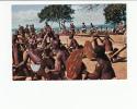 Portugal Cor 16915 - MOÇAMBIQUE MOZAMBIQUE - ZAVALA DANÇARINO E TIMBILEIROS TIMBILA PLAYERS AND DANCERS - Mozambique