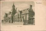 Belgique Carte Postale Turnhout - La Gare - Turnhout