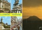 63** PUY-de-DOME ** CLERMONT-FERRAND ** MULTIVUES ** CP - Clermont Ferrand