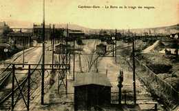 12 AVEYRON CAPEDAC LA GARE TBE - France