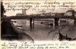 CPA ALLEMAGNE   MAGDEBURG                    Strombrücke        1904 - Magdeburg