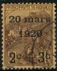 Monaco (1920) N 36 (o) - Monaco