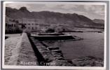 CYPRUS     KYRENIA     Photo         Old Postcard - Zypern