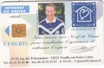 FRANCE - Cyberis Internet Card 50 Units, Recto Papin(verso UPKE Systems), Tirage 2000, Used - Frankrijk