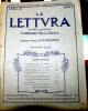 """RIVISTA MENSILE DEL CORRIERE DELLA SERA  """"LA LETTURA"""" - 8 NUMERI DEL 1903 - Eerste Uitgaves"""