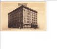 Savoy Hotel Denver Postmark 1911 - Hotels & Gaststätten
