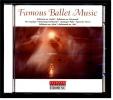 CD Famous Ballet Music Strauss , Schubert , Verdi  - NEU - Opere