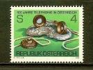 AUSTRIA 1981 MNH Stamp(s) Telephone 1672 - 1945-.... 2nd Republic