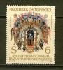 AUSTRIA 1981 MNH Stamp(s) Byzantinistic 1683 - 1945-.... 2nd Republic