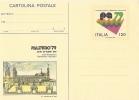 Cartolina Postale - Carte Postale - Publicité Palermo 79 - Non Utilisée - 1946-.. République