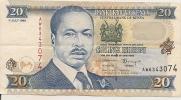 1998 20 Shilings - Kenya