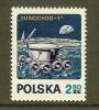 POLAND 1971 MNH Stamp(s) Lunik 17 Sg2105 - 1944-.... Republic