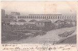 Cpa De Paris - La Seine à Travers Paris - Le Viaduc D´Auteuil - De Seine En Haar Oevers