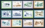 GB - GUERNSEY  Portomarken Mi.Nr. 30-41 - MNH - Guernsey