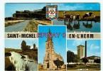 Br - 85 - SAINT MICHEL EN L´HERM - Multivues - éditeur Artaud - - Saint Michel En L'Herm