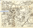 CLERMONT-FERRAND 1910 Carte Orig. + Guide Touristique ( 10 P.) - Voyages
