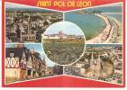 Finistère :  SAINT  POL  DE  LEON    :  Vue - Saint-Pol-de-Léon
