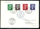 Schweiz Ballon Brief 1939    (ba 3019 ) Siehe Scan - Storia Postale