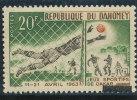 Bénin  2008   (Football  25F/20F - Surcharge Déplacée & Valeur 25F & BENIN Absents) Luxe ** - TRES RARE) - Benin – Dahomey (1960-...)