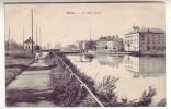 MONS      Le Pont Canal - Mons
