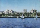 Aserbaidschan, Baku.Bucht Von Baku (Baku Bucht) Ist Ein Natürlicher Hafen Von Baku Tor Und Einheimischer Yachtverein - Aserbaidschan