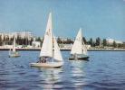 Aserbaidschan, Baku. Bucht Von Baku (Baku Bucht) Ist Ein Natürlicher Hafen Von Baku Tor Und Einheimischer Yachtverein - Aserbaidschan