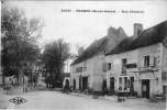 PESMES (Haute-Saône) - Rue Choiseul - France