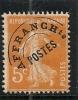 PREOBLITERE FRANCE N° 50  NEUF  AVEC   CHARNIERE  ( VOIR SCAN ) LOT 118213 - 1893-1947