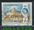 BERMUDA STAMP - GOVERNMENT HOUSE 1892 - SCOTT No 177, 3d, USE - - Bermudes