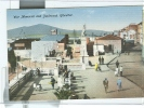 GIBRALTAR - WAR MEMORIAL AND BOULEVARD - POSTCARD, COLORS, ANIMATED, NEW, SIZE SMALL 9x14, - Gibilterra