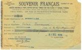 SOUVENIR FRANCAIS ENTRETIEN Des TOMBES Des MILITAIRES Et MARINS FRANCAIS  1925 - 1914-18