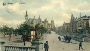ANTWERPEN - ANVERS  - BELGIE - BELGIQUE - PEU COURANTE CPA ANIMEE DE NELS. - Belgique
