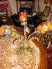 Lustre Ancien Tulipes Gravées A L'acide, 1920/1930 - Lamps