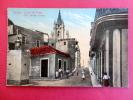 Cuba Habana Old Narrrow Street Loma Del Angel  Ca 1910    ========  Ref 424 - Cuba