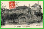 -19-VAUCRESSON-(S.et.O)-Les Ecoles .(recto Verso) - Vaucresson