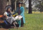 Fête Des Vignerons Vevey 1977 - Amis De La Noce, Costumes Jean Monod  - Cp 10 X 15 - Manifestations