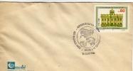 DIA DE LAS COMUNICACIONES AÑO 1985     SOBRE 1ER DIA DE EMISION OHL - Ohne Zuordnung