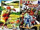 Dino Comics  -  DC JLA  -  Wiloc. A.T.S Covcrt-hction-teams 19 / 1998 - Books, Magazines, Comics