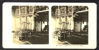 Japan (~1900´s) Inside A House (NPG) - Stereoscoop