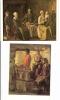 Reproduction Tableau : 2 Tableaux Des Frères Le Nain - Paintings