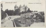 Cpa   35 Ille Et Vilaine Chateau De Combourg - Combourg