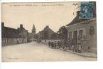 Bengy Sur Craon - Place Et Rue De La Mairie - Autres Communes