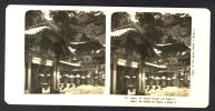 Japan (~1900´s) At The Jeyasu Temple In Nikko (NPG) - Stereoscoop