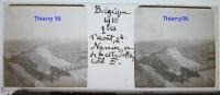 Namur - Vue De La Citadelle  -  1910 -  Plaque De Verre - Belgique - Plaques De Verre