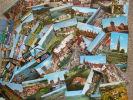 1000 AK Deutschland, Format Ca.10x15cm, Gel/.ungelaufen,  Ab Den Fünfzigern/Sechzigern, - 500 Cartoline Min.