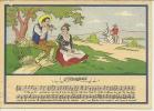 BARRE DAYEZ 1479 Y - O MAGALI  - Déssin: ? ( PROVENCE - GARDIAN ) - Altre Illustrazioni