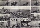 $3- 1848- Saluti Da Taranto ( Navi E Vedute) - F.p. Viaggiata - Taranto
