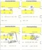 Boarding Pass - Brussels-Chicago-Kansas City-Chicago-Brussels - American Airlines - JAN1990 - Instapkaart